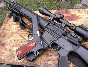 Какого вида бывает оружие