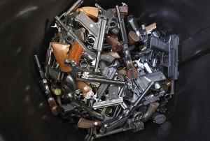 Контроль за оборотом оружия