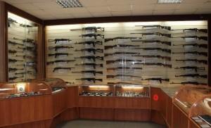 Ограничения, устанавливаемые на оборот гражданского и служебного оружия
