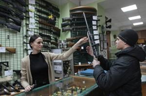 Право на приобретение оружия другими субъектами