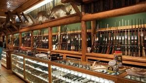 Продажа или передача оружия государственными военизированными организациями